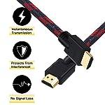 Shuliancable-Cavo-HDMI-Cavo-HDMI-Alta-Velocit-con-EthernetSupporta-HD1080p-3D-HDR-ARC-CEC-Cavetto-HDMI-Compatibile-Nintendo-Switch-PS3-Xbox-TV-Box-TV-Proiettore-1m