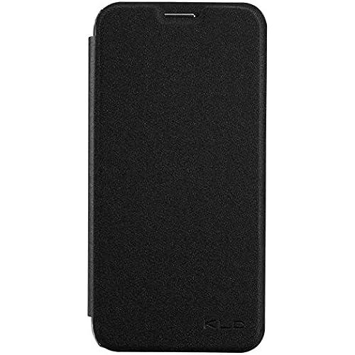 Samsung Galaxy S7 Case, CSTM Slim Flip Shell Case for Samsung Galaxy S7 Smartphone (Slim Book Series-Black) Sales