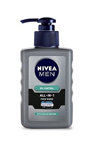 Nivea Men Oil Control All In One Face Wash - 150ml