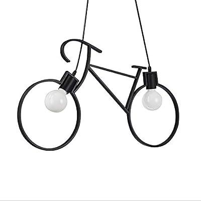 MMGIRLS Lámpara Retro de Bicicleta - Creativa Personalidad de ...