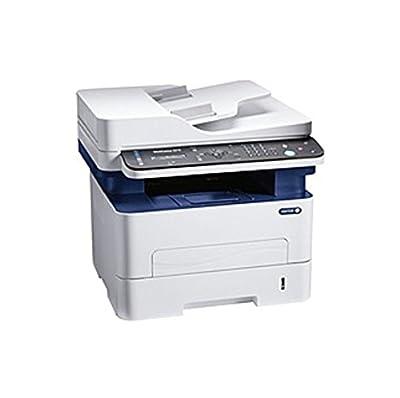 Xerox WorkCentre 3215/NI Laser Multifunction Printer - Monochrome - Plain Paper Print - Desktop - Copier/Fax/Printer/Scanner - 27 ppm Mono Print - 4800 x 600 dpi Print - (Certified Refurbished)