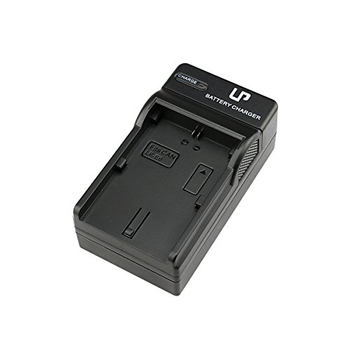 LP Battery charger for Canon LP-E6,Compatible with Canon EOS 6D, 7D, 70D, 60D, 5D Mark III, 5D Mark II, 60DA DSLR Cameras