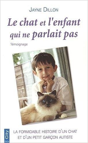 Livres Le chat et l'enfant qui ne parlait pas pdf