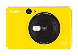 Canon iNSPiC C Instant Camera - Bumble Bee Yellow (CYELLOW)