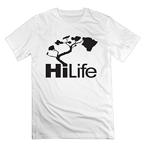 Price comparison product image Male Hi Life Hawaii Sport T Shirts