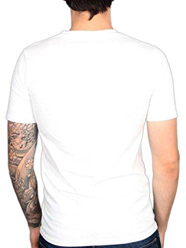 AWDIP Herren T-Shirt weiß weiß
