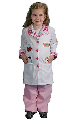 liquidación hasta el 70% Dress up America Toddler T2 Veterinarian Lab Lab Lab Coat Jacket  los nuevos estilos calientes