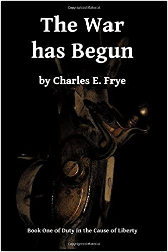 Charles Frye's new book - The War has Begun
