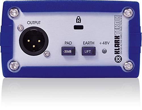 Klark Teknik DN100 Pro Active Direct Box
