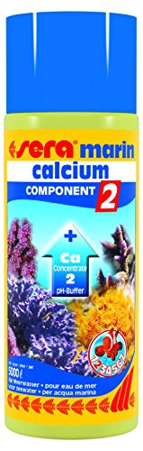 sera Marin Component 2 Ca pH-Buffer 500 ml, 16.9 fl.oz. Aquarium Treatments (Component Sera Marin)