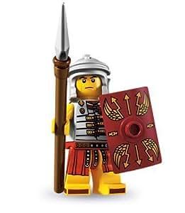 LEGO Minifiguras Coleccionables: Soldado Romano Minifigura (Serie Six)