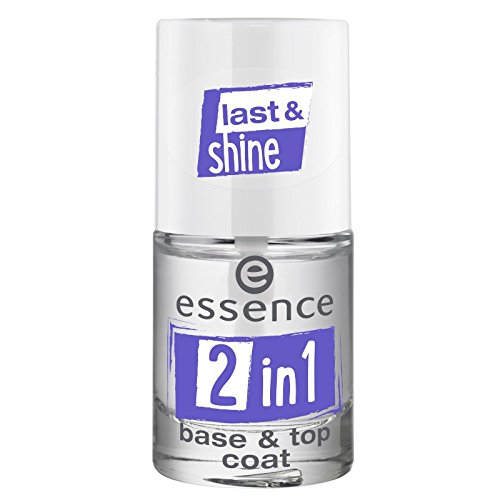 Essence - Base y Top Coat 2en1
