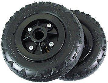 (Razor 200 x 50 Dune Buggy FRONT Wheels - Razor Factory Original OEM DB 8