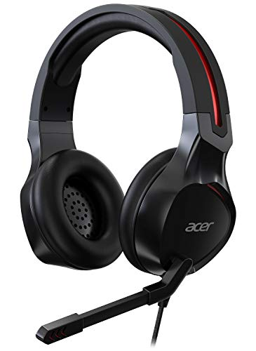 Acer Nitro Gaming Headset - Powerful Bass with Audio