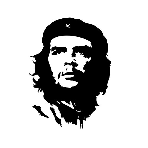 Personalized Ernesto Che Guevara DE vinyl Car Styling Stickers Motorcycle Decal Car Sticker Accessories (6