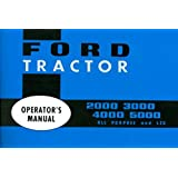 1965 1972 1973 1974 1975 Ford Tractor Owners Manual User Guide Operator Book by Bishko Automotive Literature