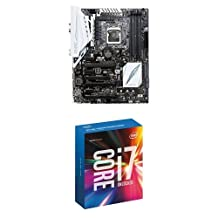 ASUS Z170-A ATX DDR4 Motherboards + Intel Boxed Core I7-6700K 4.00 GHz 8M Processor Cache 4 LGA 1151