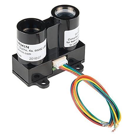 Sensor de medición de distancia con tecnología láser Lidar Lite V3 ...