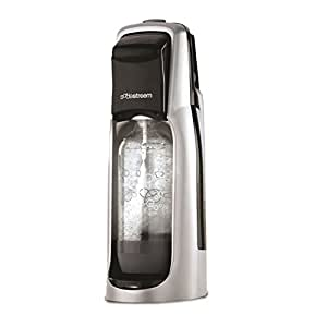 SodaStream Jet Sparking Water Maker - Black/Silver Machine Only Without Carbonator One Size Black/Silver