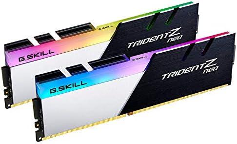 G.Skill Trident Z F4-3600C18D-16GTZN módulo de Memoria 16 GB 2 x 8 GB DDR4 3600 MHz