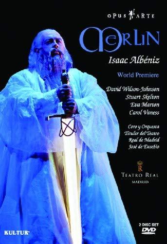 Isaac Albeniz: Merlin (Teatro Real Madrid)]()