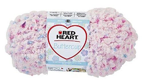 red heart soft yarn pink - 9