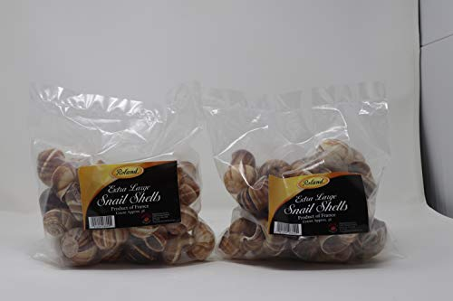 Roland Large Snail Shells, 72 count, 2 pack for sale  Delivered anywhere in USA