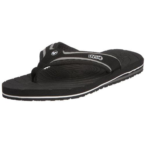 DVS Shoes - Chanclas Hombre Negro - negro