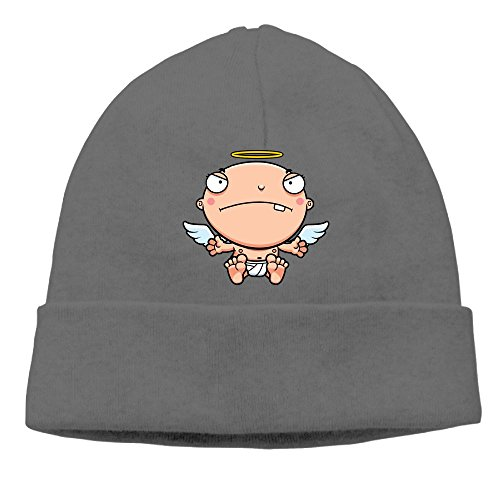 Baby Angel Unisex Cool Hedging Hat Wool Beanies Cap DeepHeather By Carter (Stewie Costume For Babies)