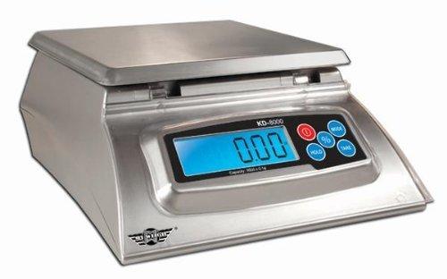 Bakers Math Kitchen Scale KD8000 by My Weigh