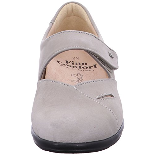 stringate grigio Finn Comfort Scarpe Grigio donna qnSf0
