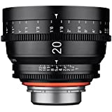 Canon - Rokinon Xeen 20mm T1.9 Wide Angle Pro Cine Lens for Canon EF
