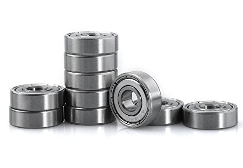 Annic JU Shielded Miniature Bearings product image