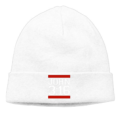 Fewgthter Unisex LSA Apparel - John 316 - One and Only Son 100% Cotton Beanie Cap - Zeiss Apparel