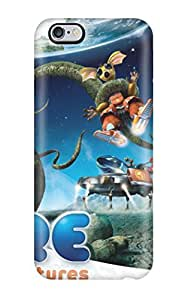 For TLxIvRF1320nESLr Spore Galactic Adventures Game Protective Case Cover Skin/iphone 6 Plus Case Cover