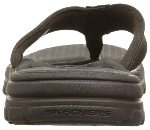 9f55cefee1799 Skechers USA Men's Bravelen Teston Flip Flop - Import It All