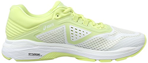 0193 show silver green Donna Gt Asics Bianco Running Lite Scarpe 2000 6 white Limelight wOxqSIF