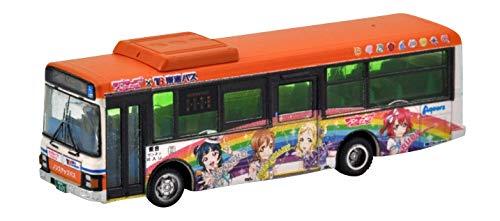 더・버스 콜렉션 버스 코레 토카이 버스 오렌지 셔틀 러브 라이브선샤인!! 랩핑 버스 2 호차 디오라마 용품 (메이커 첫 수주 한정 생산)
