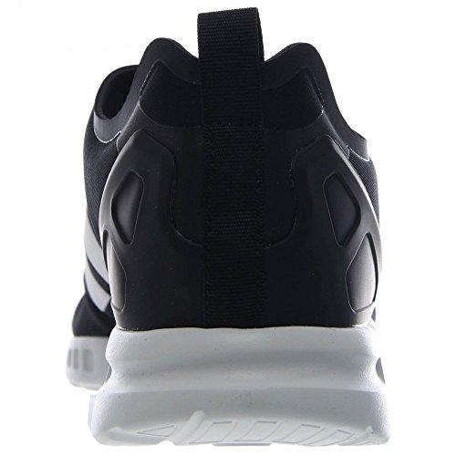Adidas ZX Flux Smooth Lona Zapatillas Black