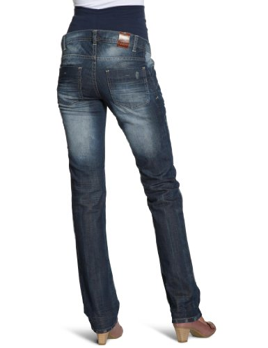 Noppies - Pantalón skinny / slim fit para mujer Azul (Stone Wash)