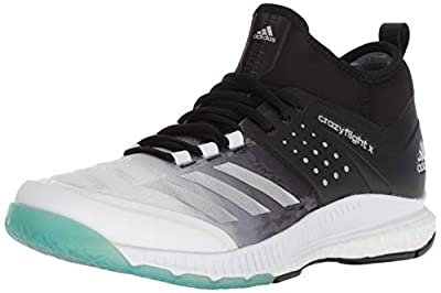 adidas Performance Women's Crazyflight X Mid W Volleyball Shoes by adidas