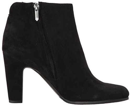 Sam Sadee Edelman Suede Boot Black Ankle Women's qqp0wrS
