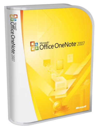 Microsoft OneNote 2007 - Old Version by Microsoft