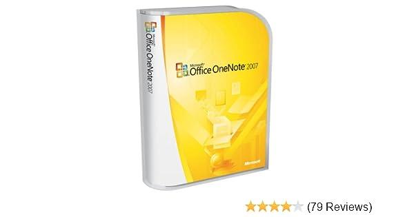 Amazon com: Microsoft OneNote 2007 - Old Version