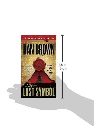Amazon The Lost Symbol Robert Langdon 8601419058051 Dan