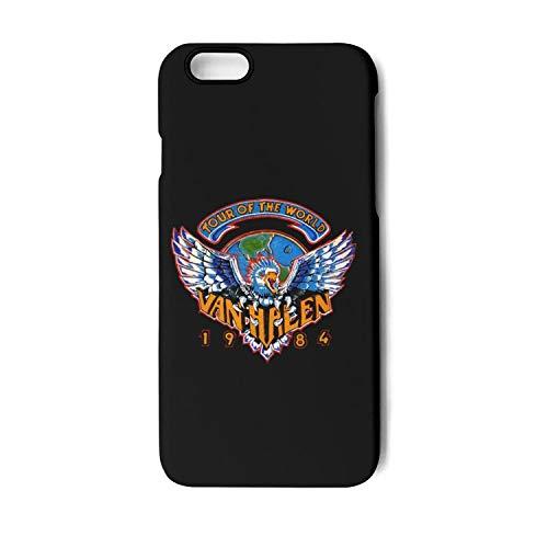 Gwende Zeno iPhone 6 / iPhone 6S Case Van-Halen-III Soft TPU Bumper, Drop Protection Compatible for iPhone 6 /iPhone 6S