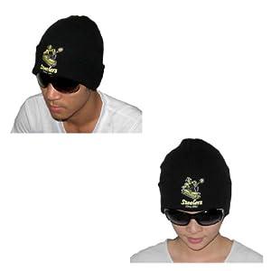 NFL Pittsburgh Steelers Adult Ski & Skate Roll Up Beanie / Winter Hat
