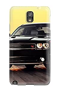 Awesome Case Cover/galaxy Note 3 Defender Case Cover(dodge Challenger)