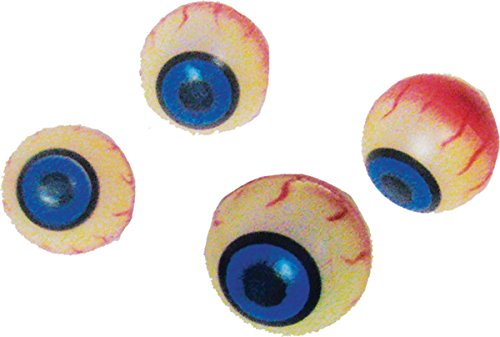 Morris Costumes Halloween Party Eye balls In A Mesh Bag