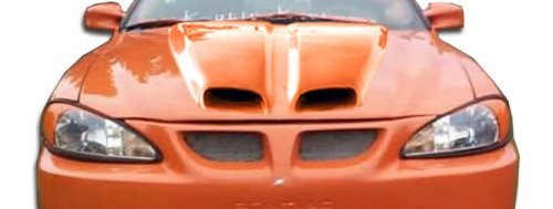 Pontiac Body Kit - Duraflex ED-ULQ-859 WS-6 Hood - 1 Piece Body Kit - Compatible For Pontiac Grand Am 1999-2005